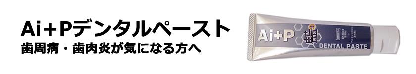 Ai+pデンタルペースト
